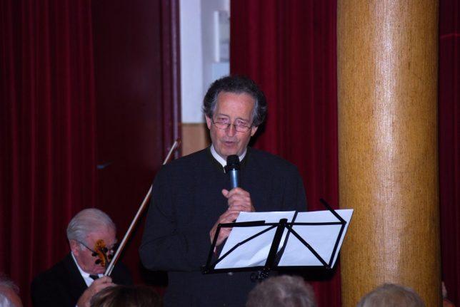 18. Oktober 2014, Lothar Gintersdorfer
