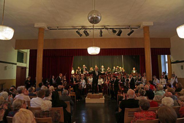 21. Oktober 2017, Orchester Dornbach-Neuwaldegg