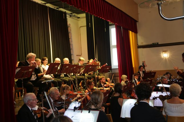 20. Oktober 2018, Orchester Dornbach-Neuwaldegg